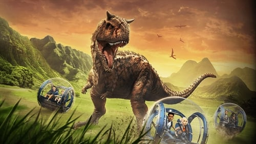 Jurassic World: campamento Cretácico