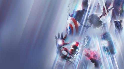 Trailer Leyendas de Marvel Studios