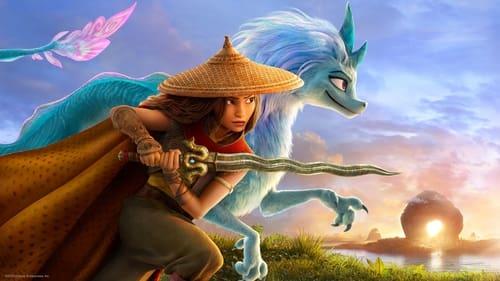 Trailer Raya y el último dragón