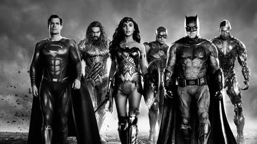 Trailer La Liga de la Justicia de Zack Snyder