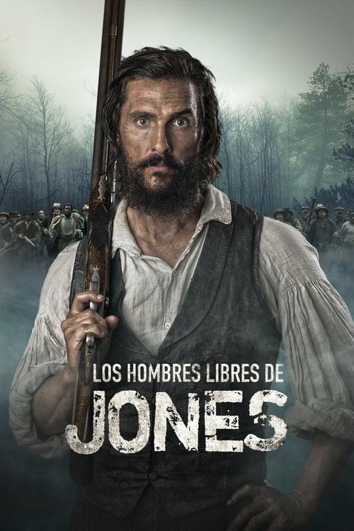 Los hombres libres de Jones poster