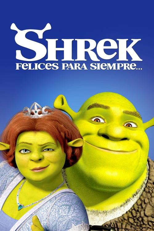 Shrek, felices para siempre poster