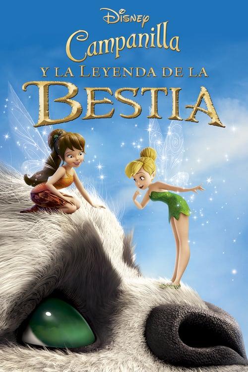 Campanilla y la Leyenda de la Bestia poster