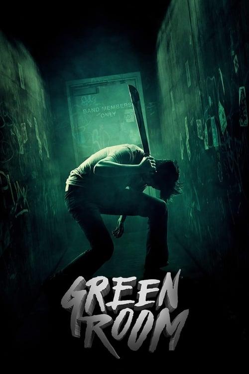 Póster película Green Room