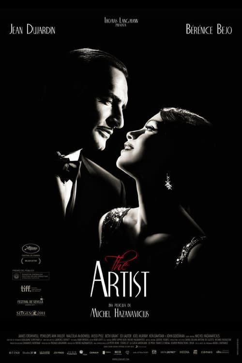 Póster película The Artist