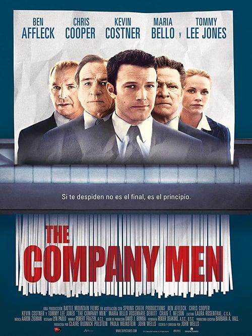 Póster película The Company Men