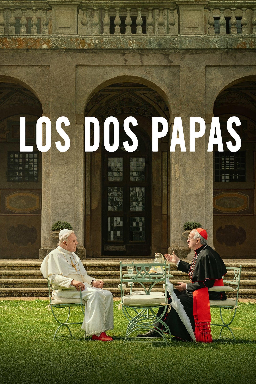 Los dos Papas poster