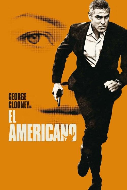 Póster película El americano