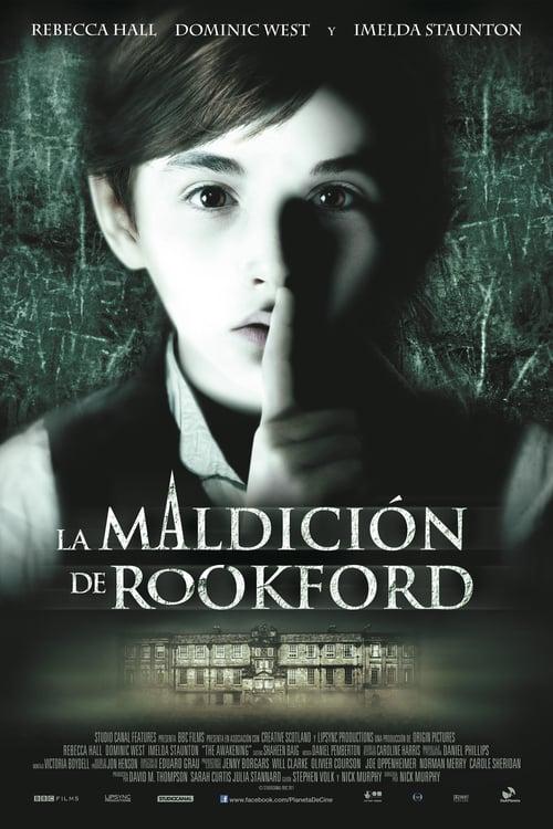 Póster película La maldición de Rookford