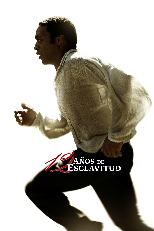 12 años de esclavitud poster