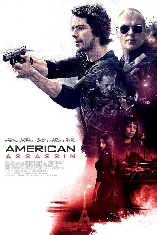 Póster película American Assassin