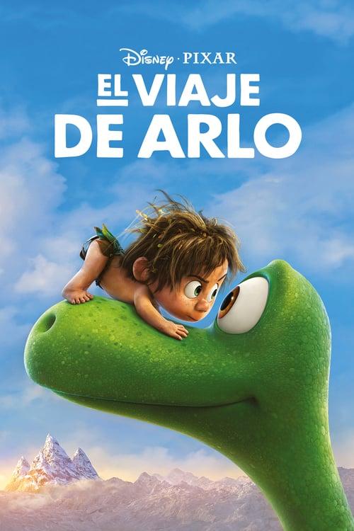 El viaje de Arlo poster
