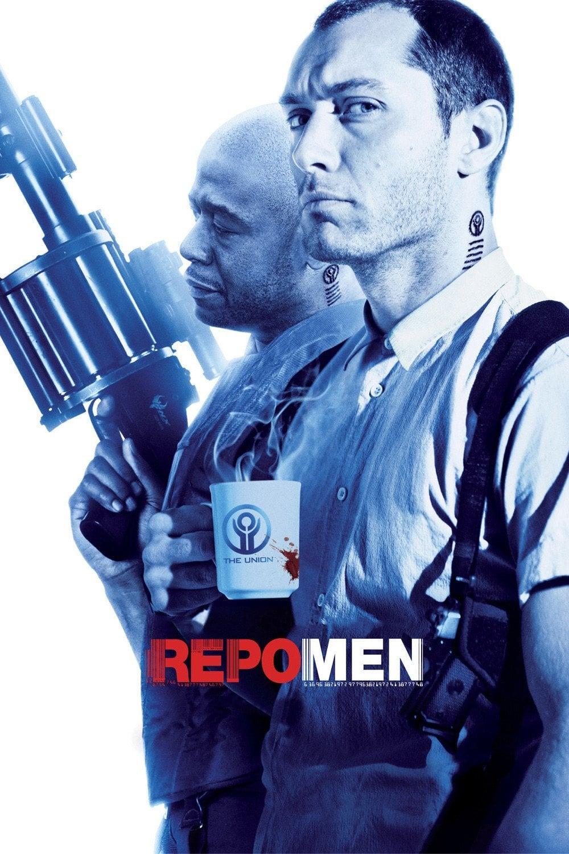 Repo-Men poster