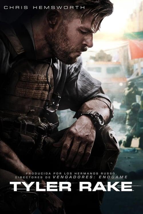 Tyler Rake poster