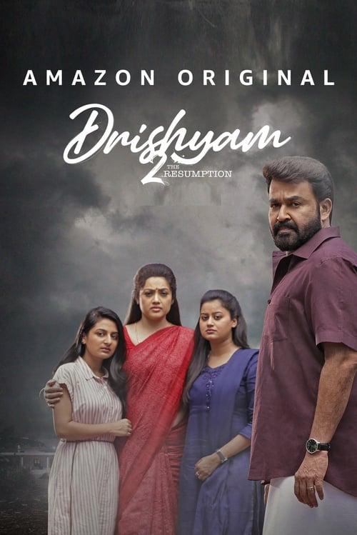Drishyam 2 poster