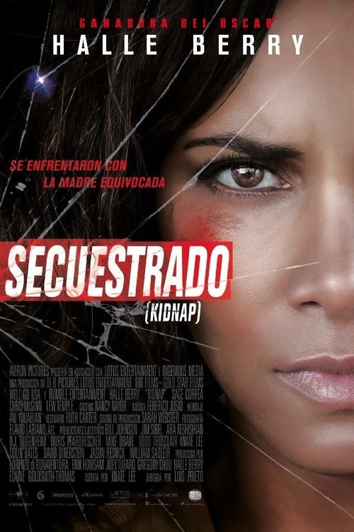 Secuestrado (Kidnap) poster
