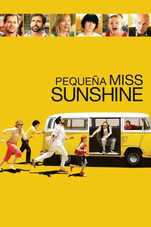 Póster película Pequeña Miss Sunshine
