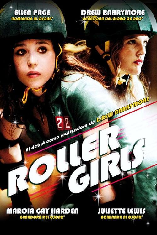 Roller girls poster