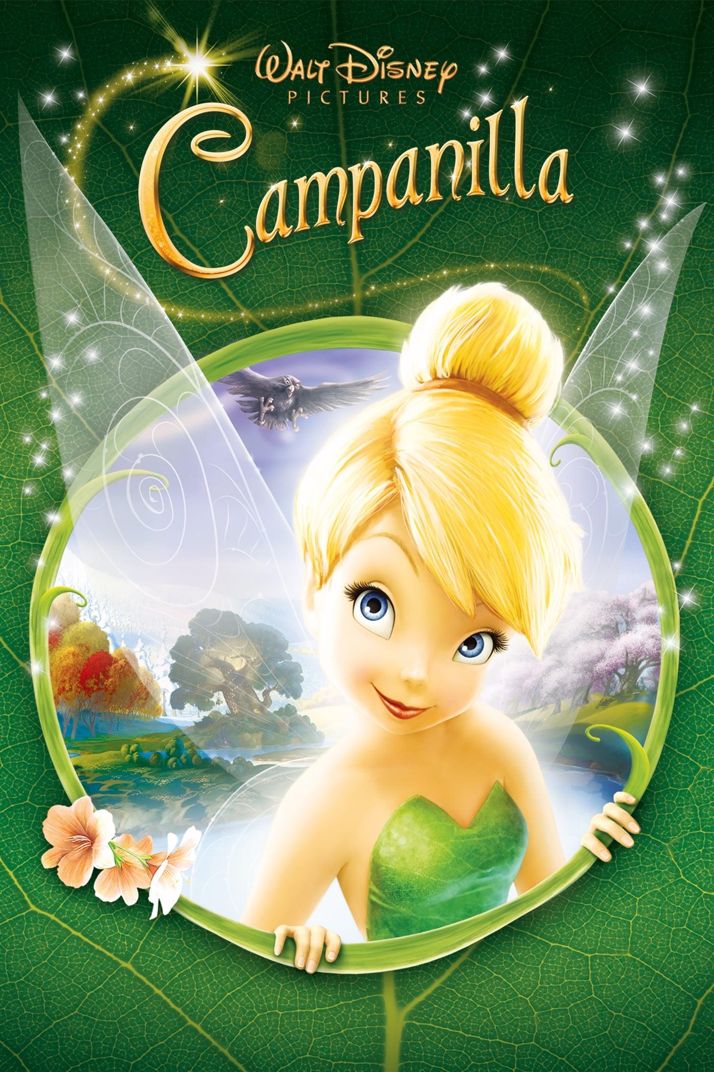 Póster película Campanilla