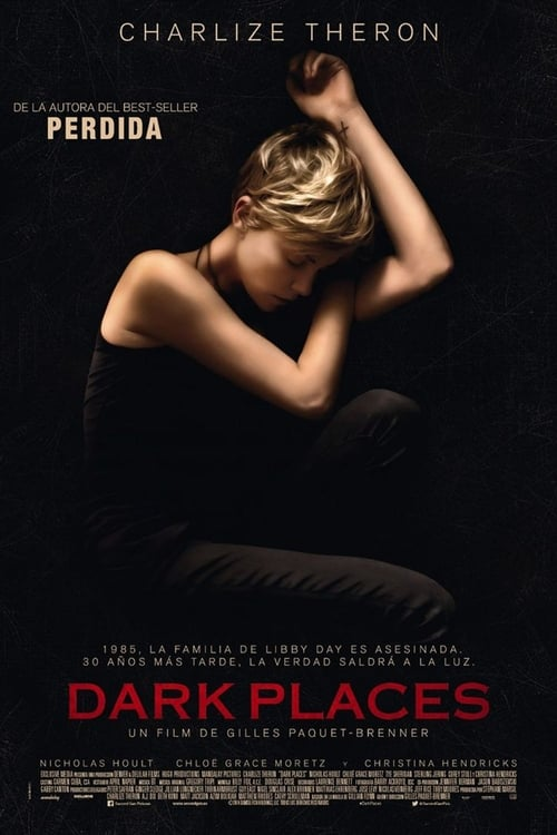 Póster película Dark Places