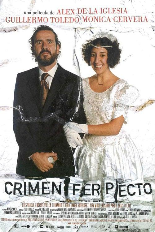 Crimen Ferpecto poster