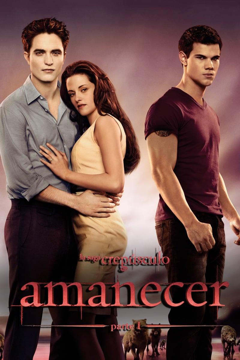 La saga Crepúsculo:  Amanecer - Parte 1 poster