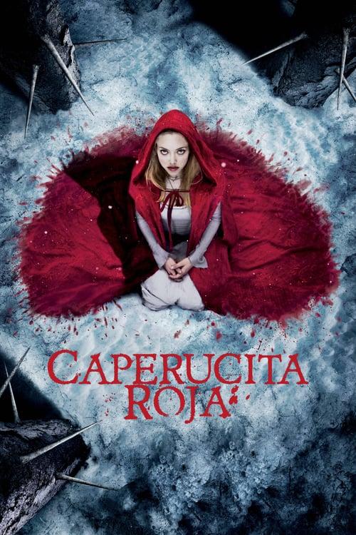 Póster película Caperucita roja ¿A quién tienes miedo?