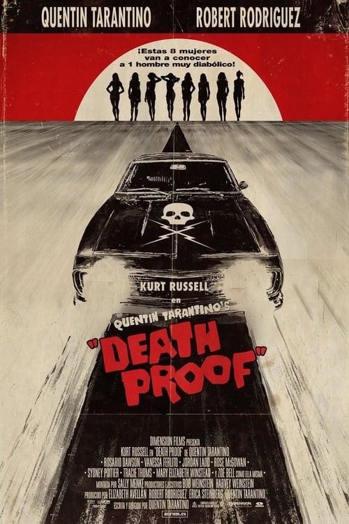 Póster película Death Proof