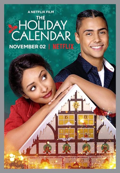El calendario de Navidad poster