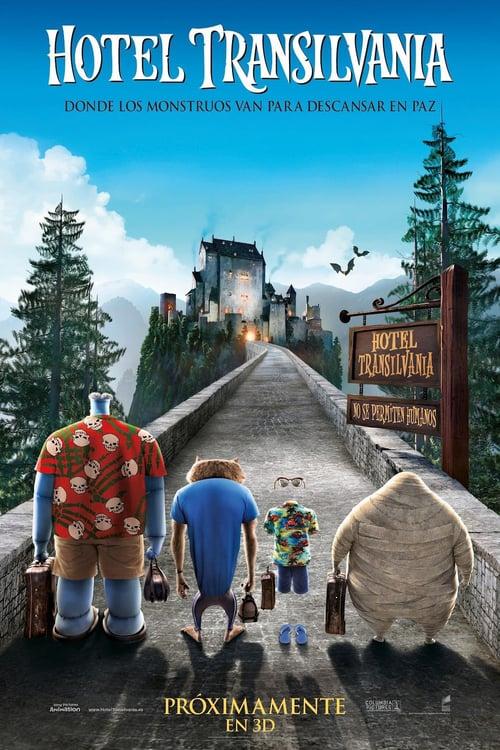 Hotel Transilvania poster