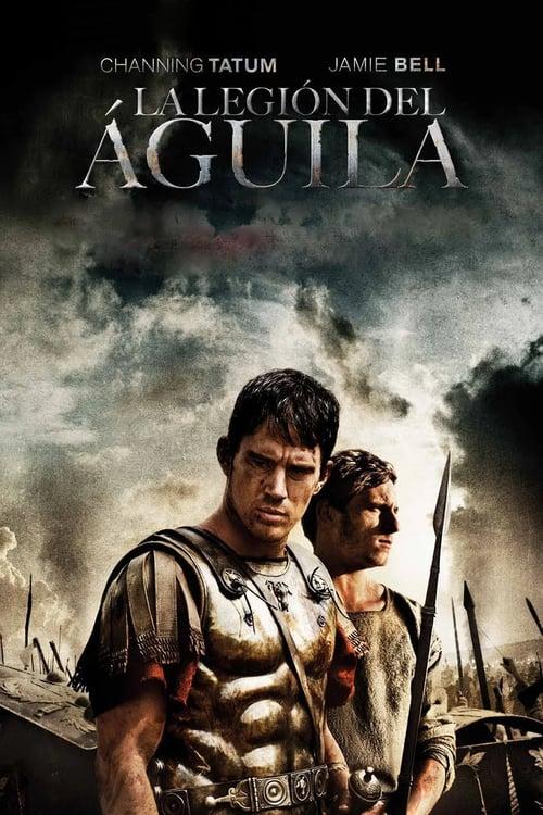 Póster película La legión del águila