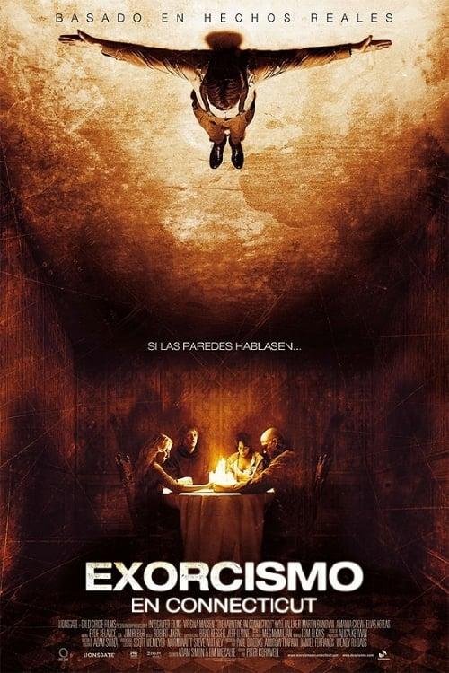 Póster película Exorcismo en Connecticut