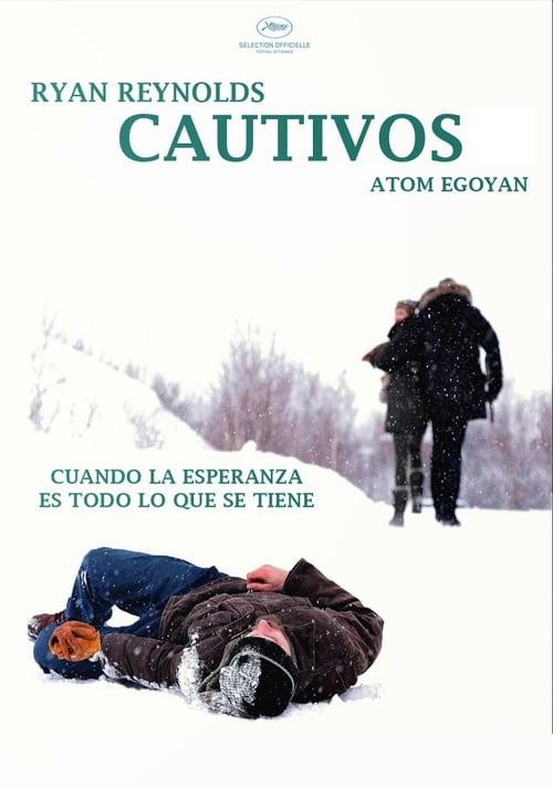 Cautivos (The Captive) poster