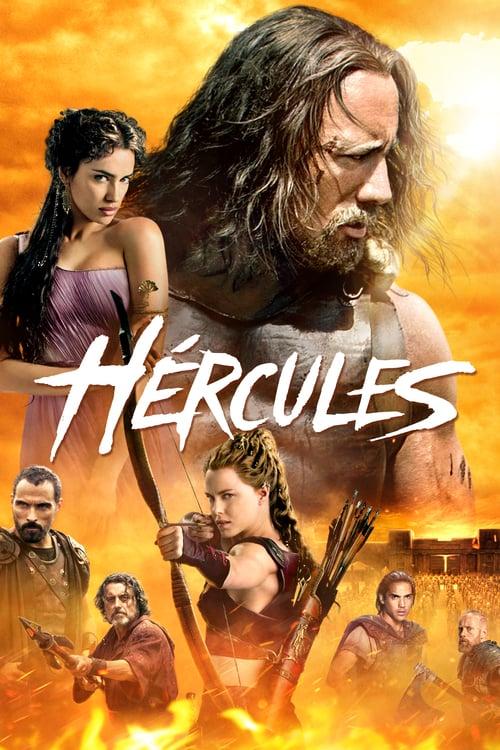 Hércules poster