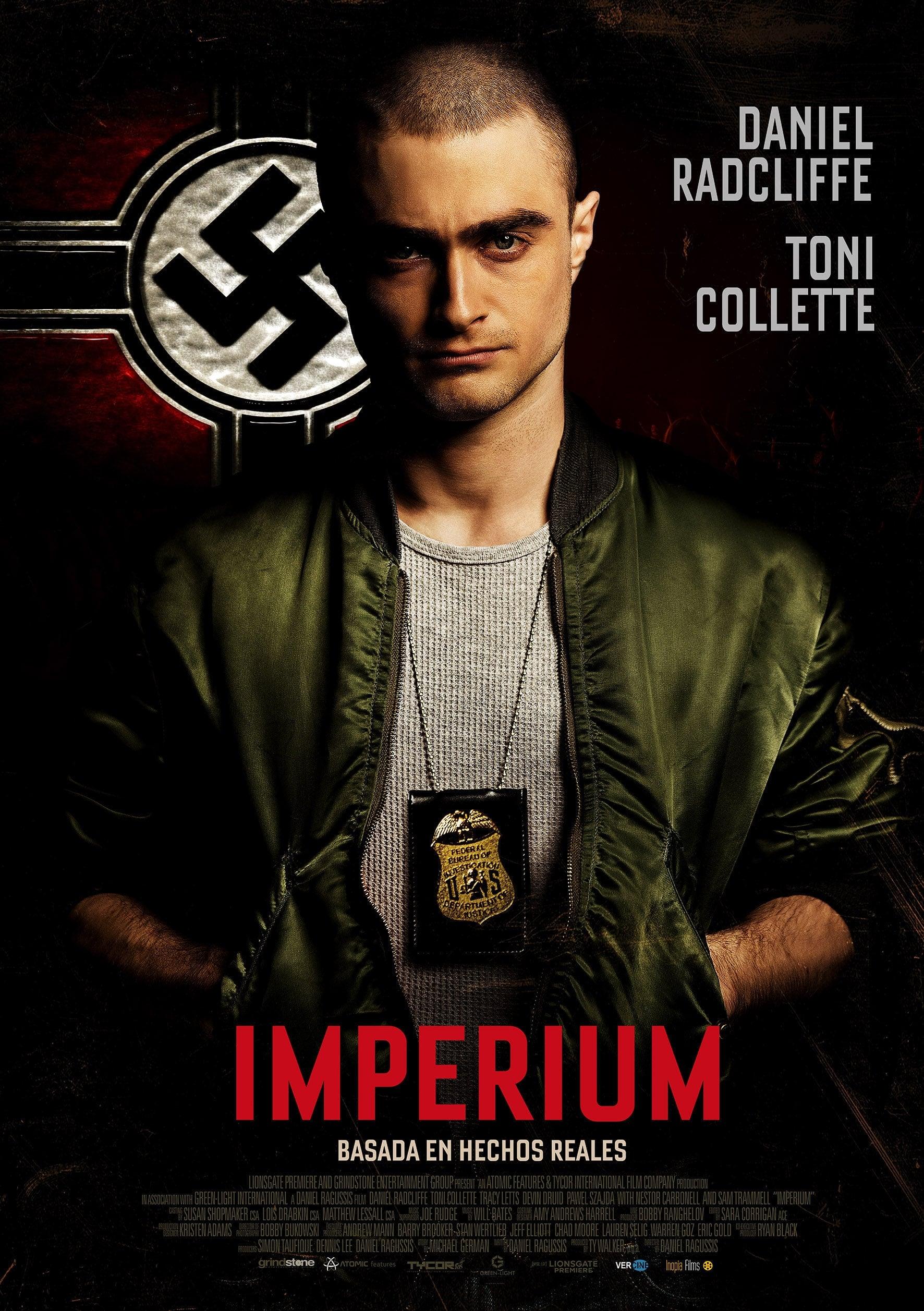 Póster película Imperium