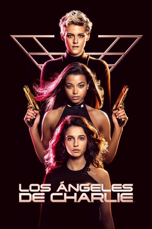 Los ángeles de Charlie poster