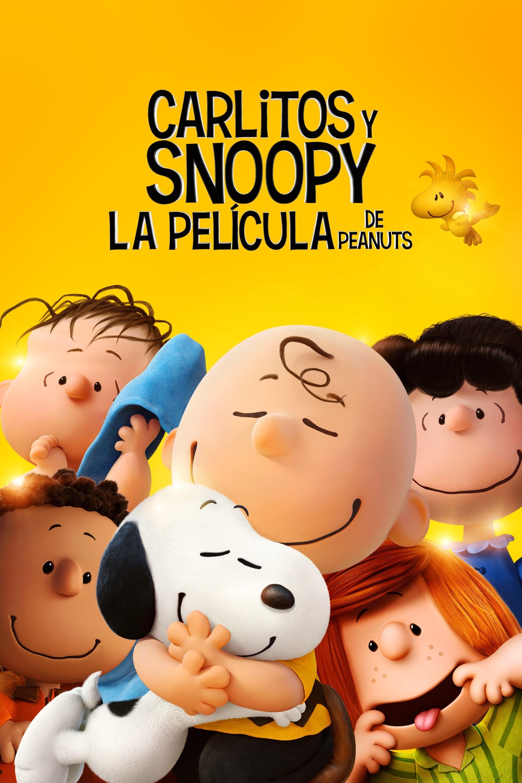 Carlitos y Snoopy: La película de Peanuts poster