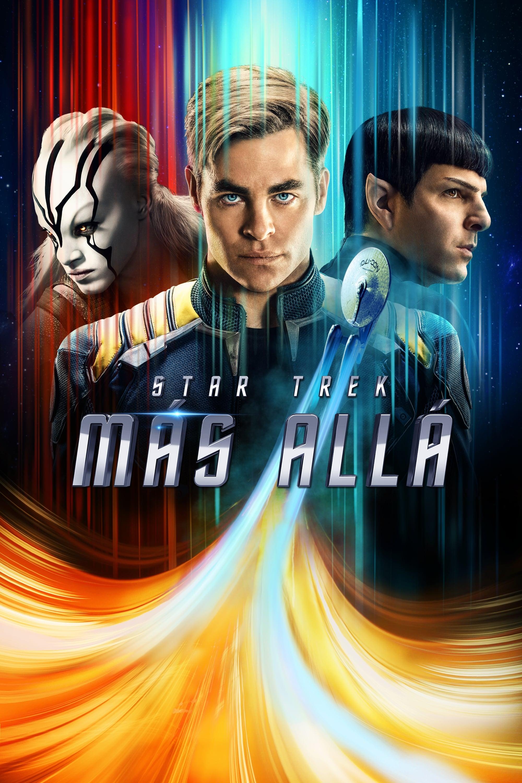 Star Trek: Más allá poster