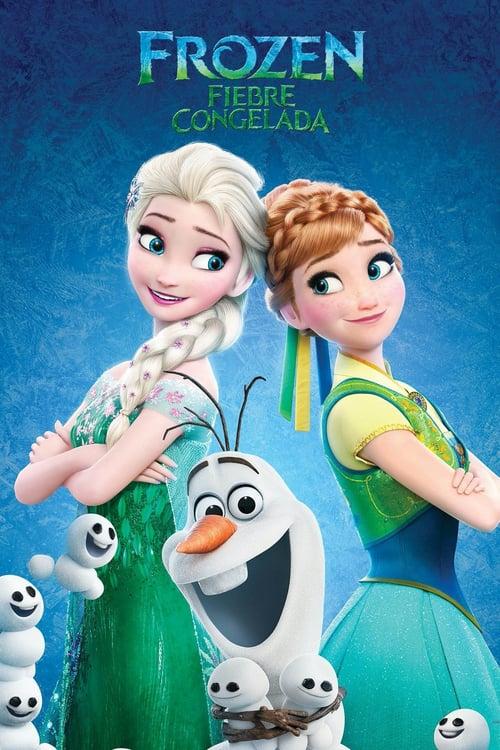Póster película Frozen Fever