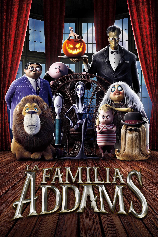 La familia Addams poster