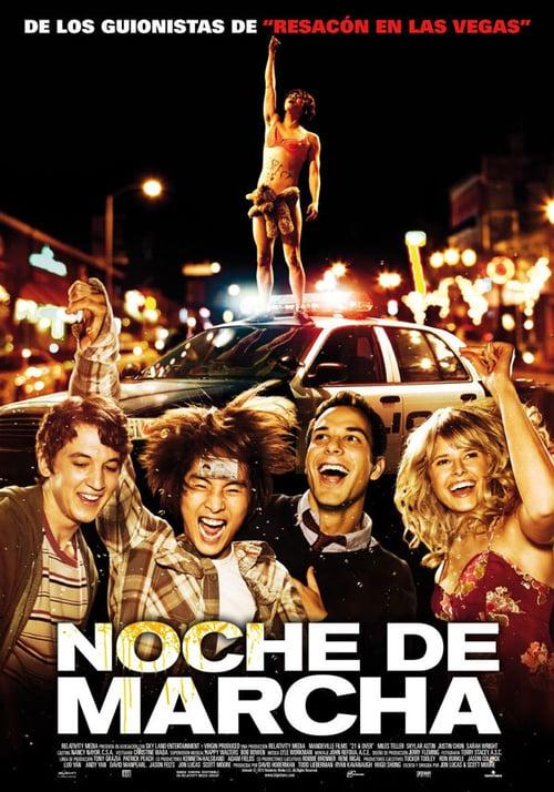 Noche de marcha poster
