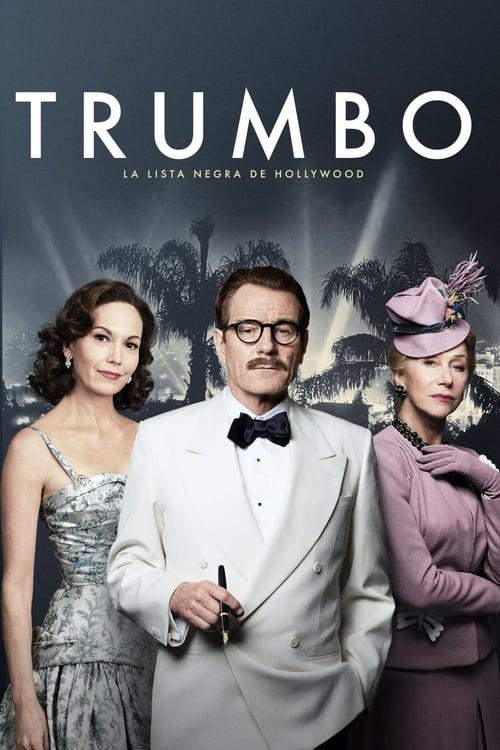 Póster película Trumbo: La lista negra de Hollywood
