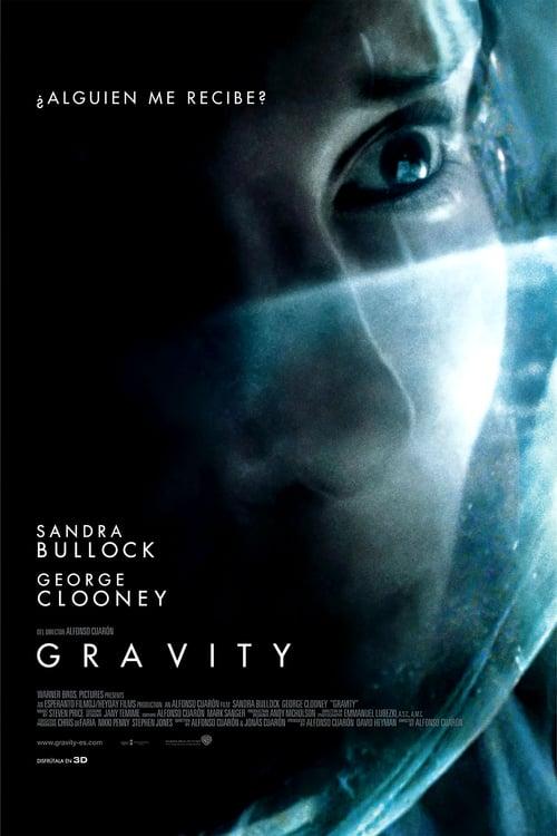 Póster película Gravity
