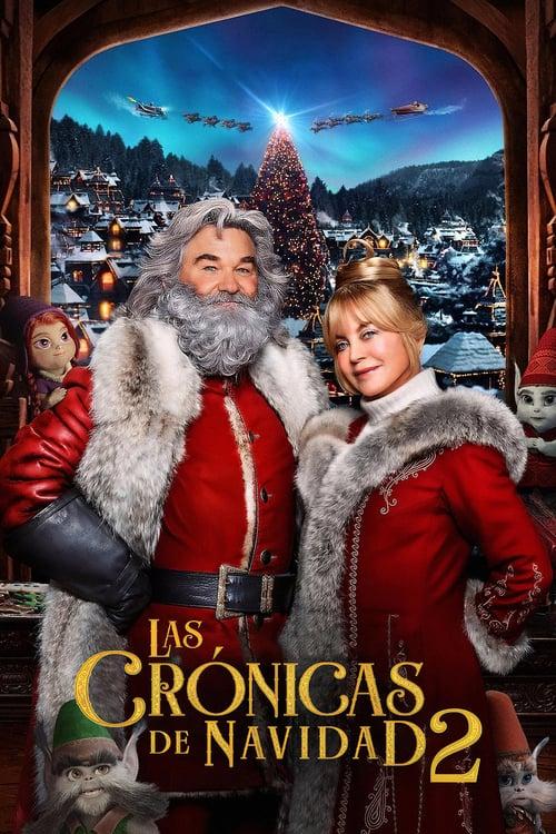 Crónicas de Navidad 2 poster