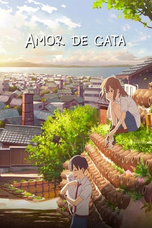 Amor de gata poster