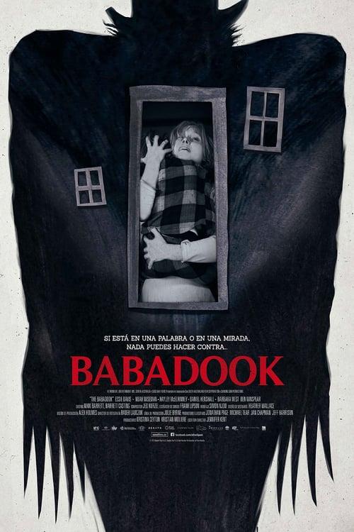 Póster película Babadook