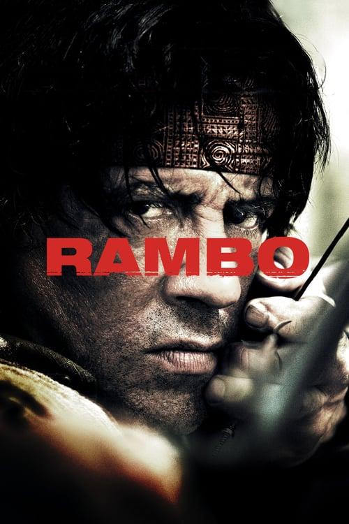 Póster película John Rambo
