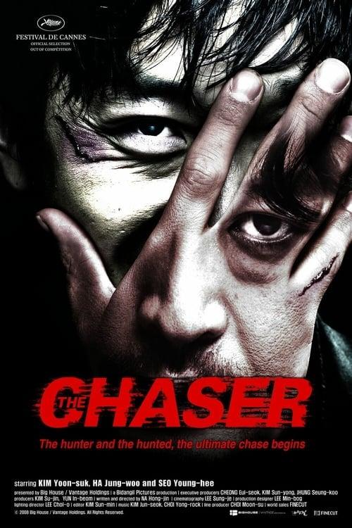 Póster película The Chaser