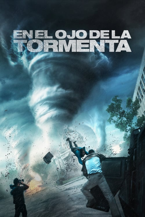 Póster película En el ojo de la tormenta