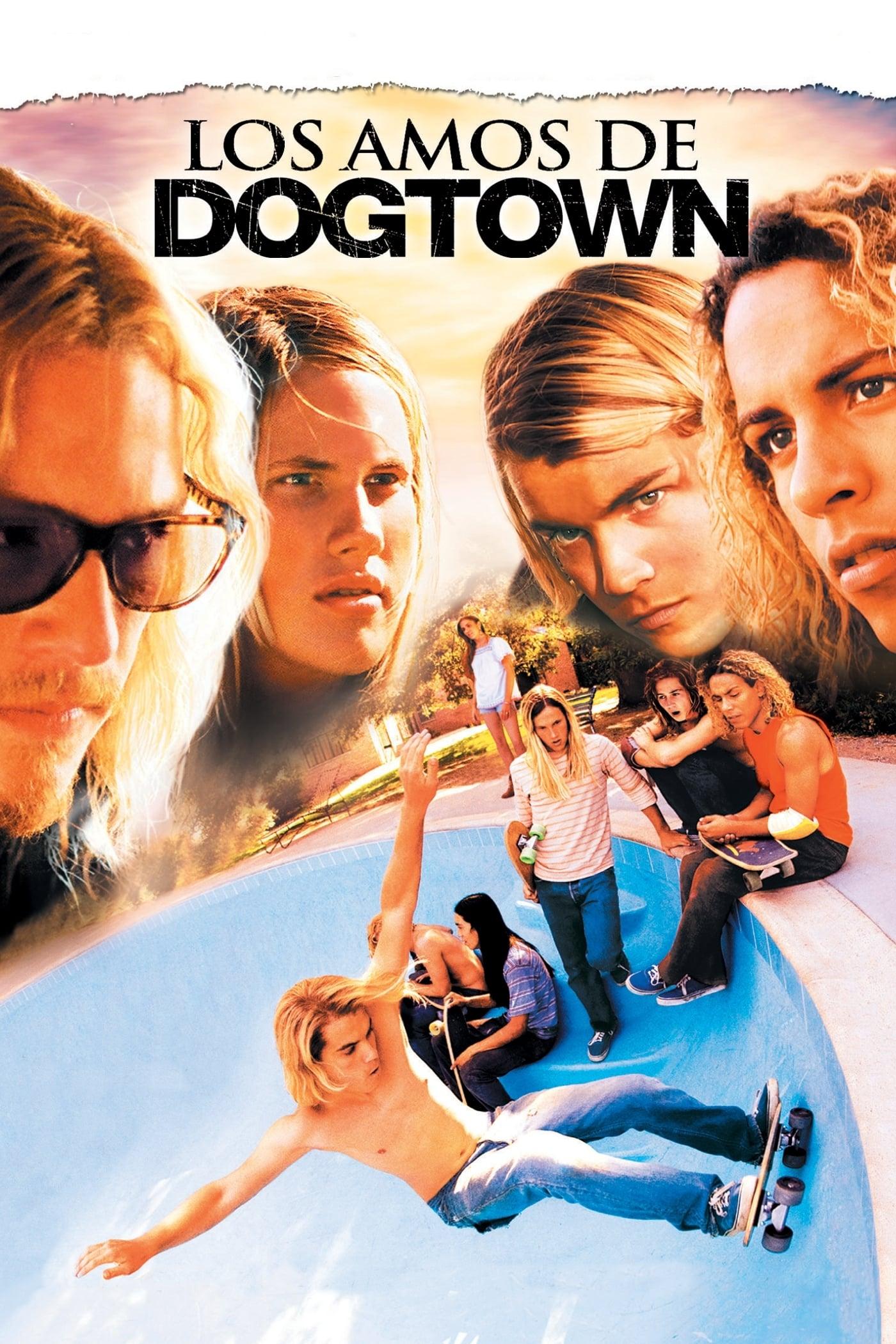Los amos de Dogtown poster